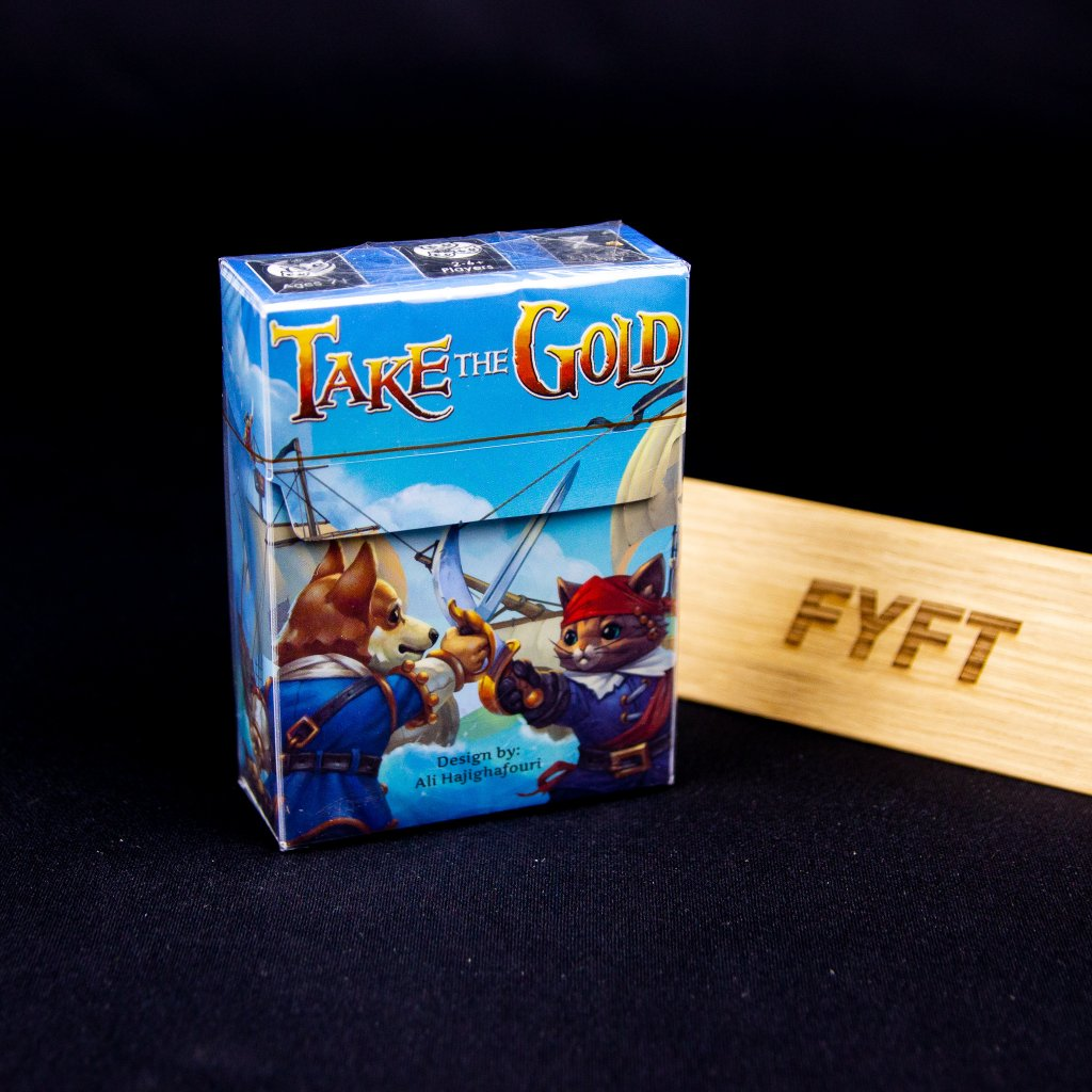 Take the Gold - EN (CardLords)