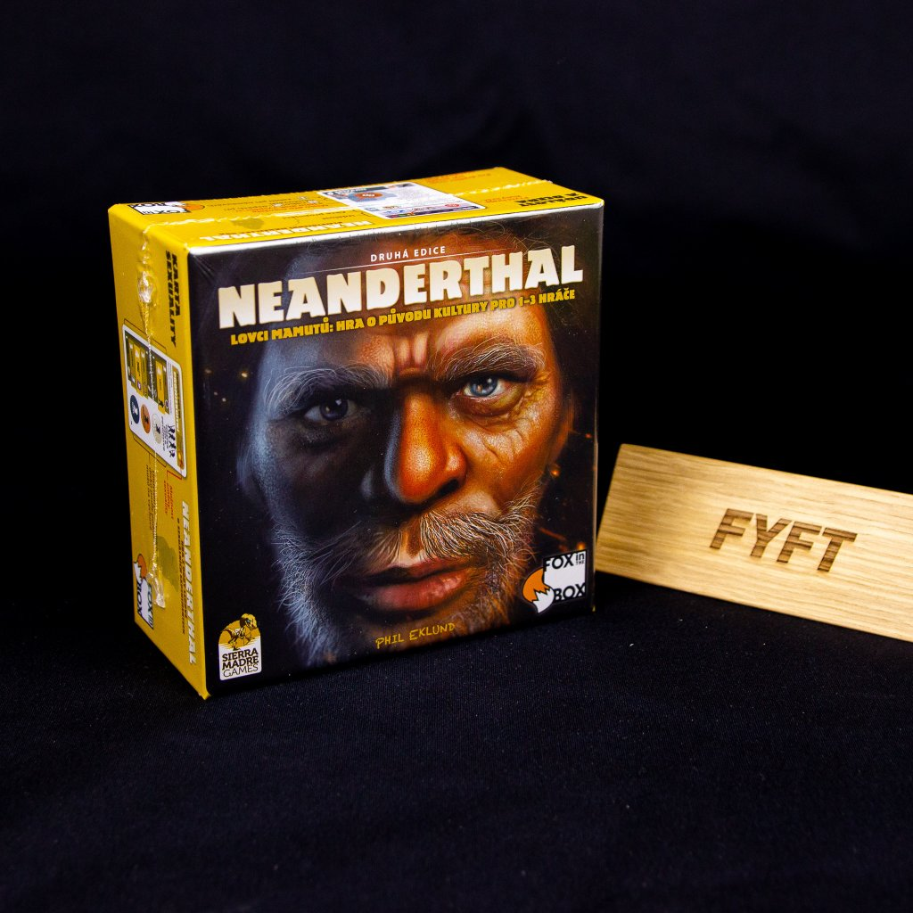 Neanderthal 2. edice - CZ (Fox in the Box)