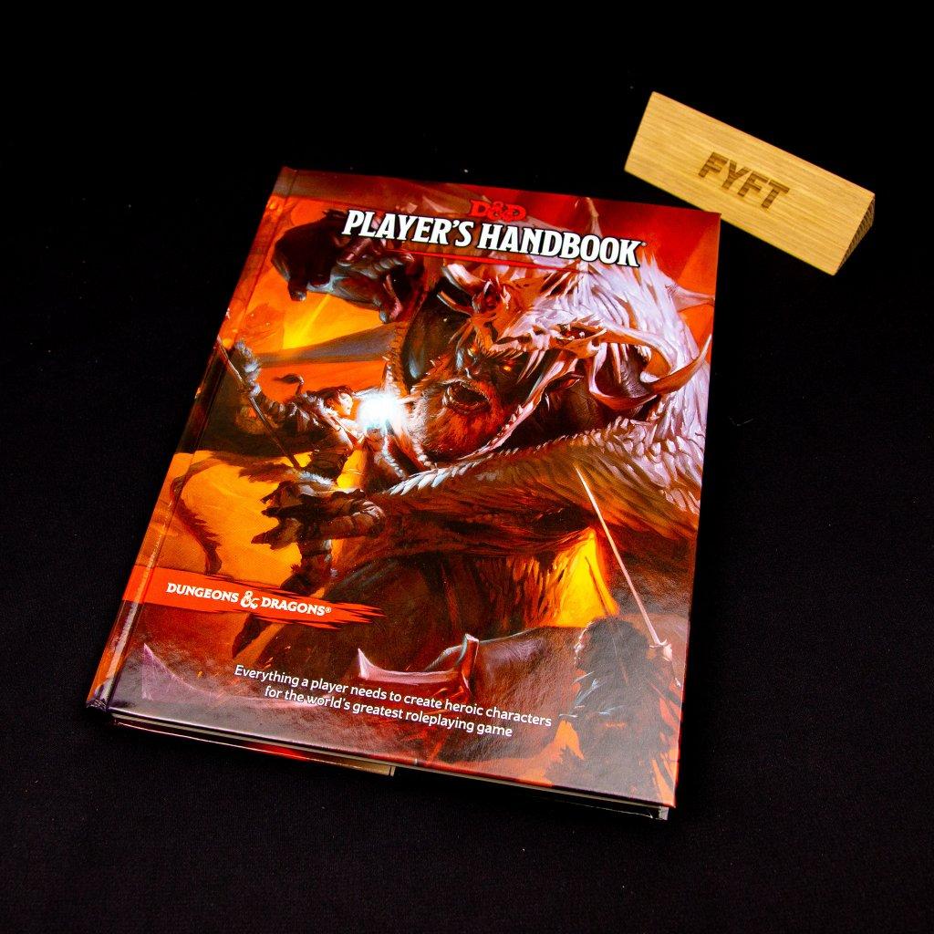 D&D Player's Handbook 5E (Dungeons and Dragons)