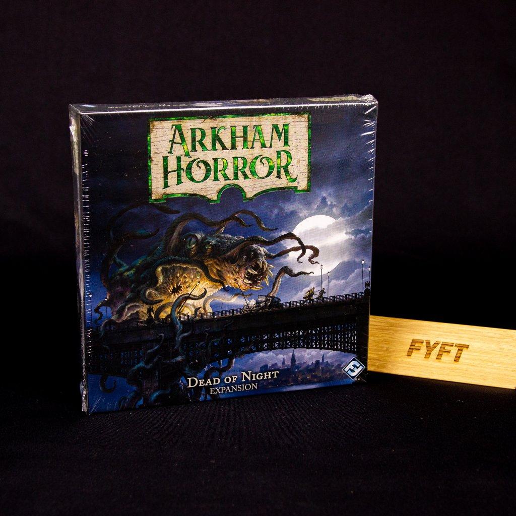 Arkham horror (3rd edition): Dead of Night - EN (FFG)
