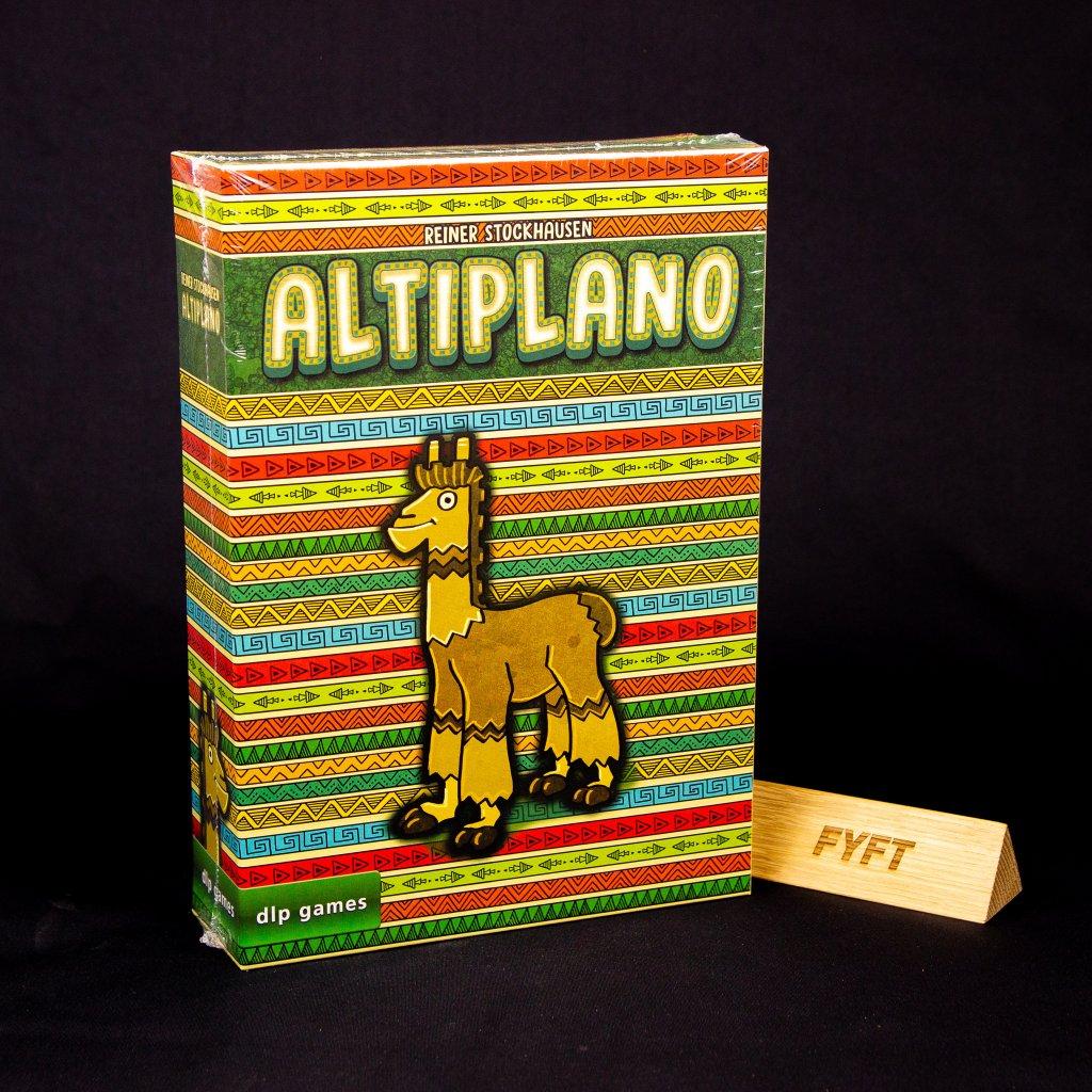 Altiplano - EN (dlp games)