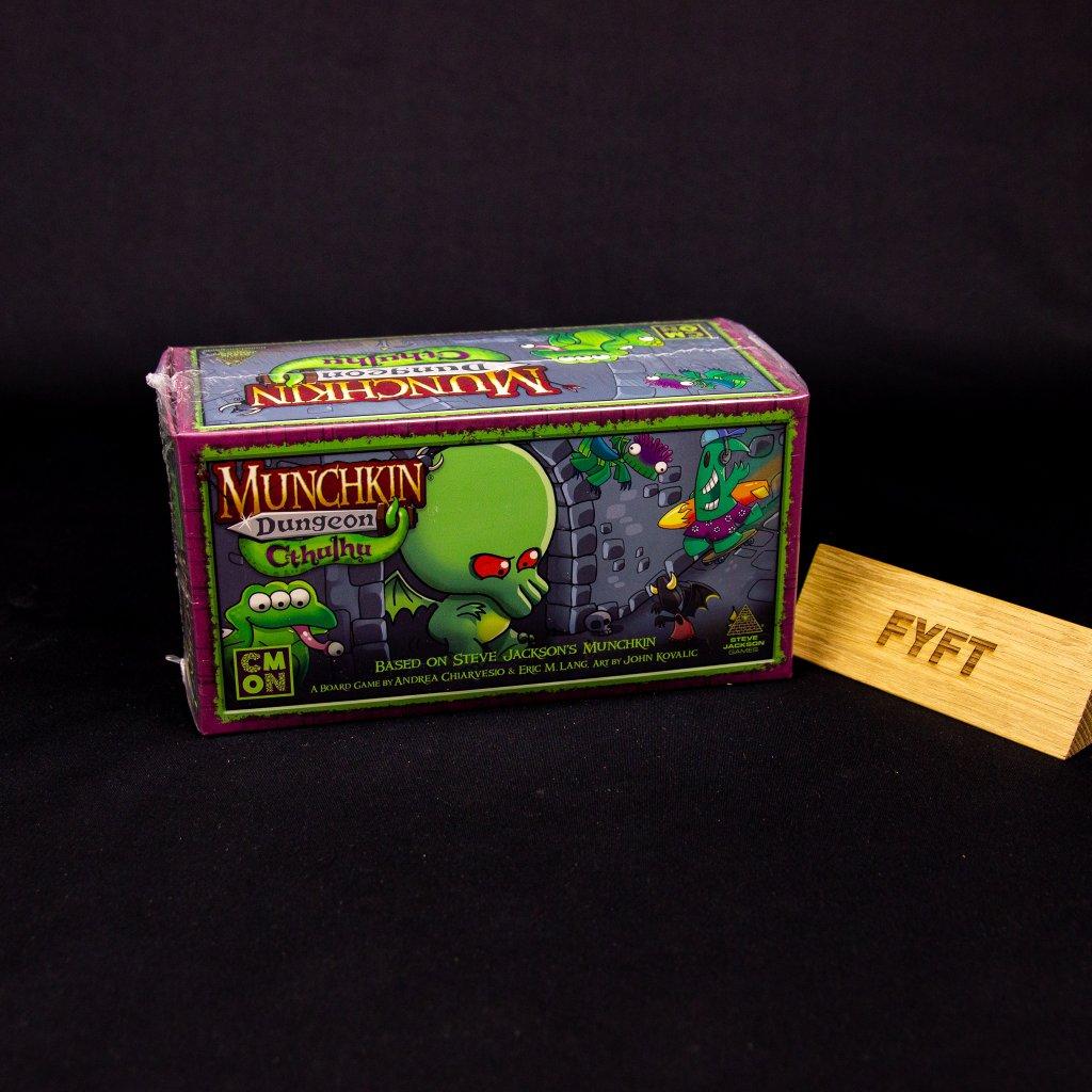 Munchkin Dungeon: Cthulhu - EN (CMON)