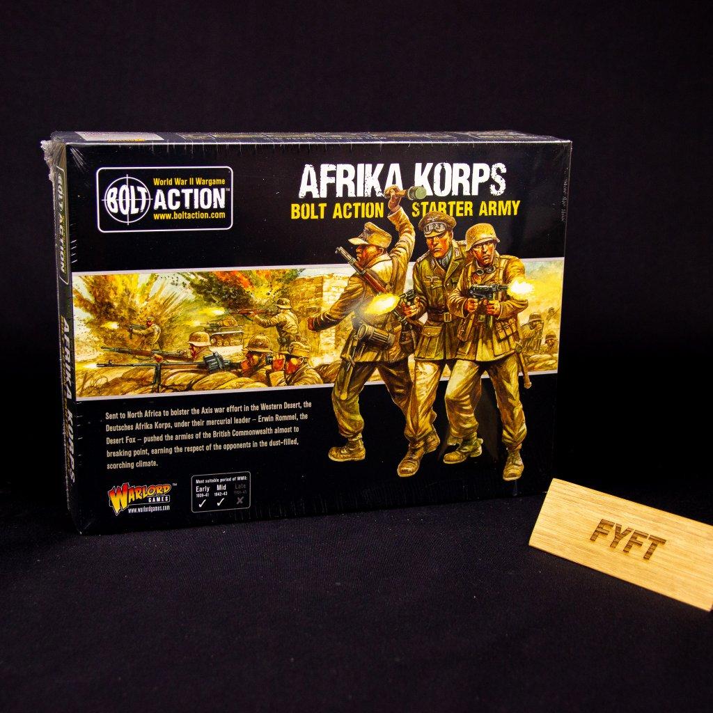 Bolt Action - Afrika Korps Starter Army - EN (Warlord Games)