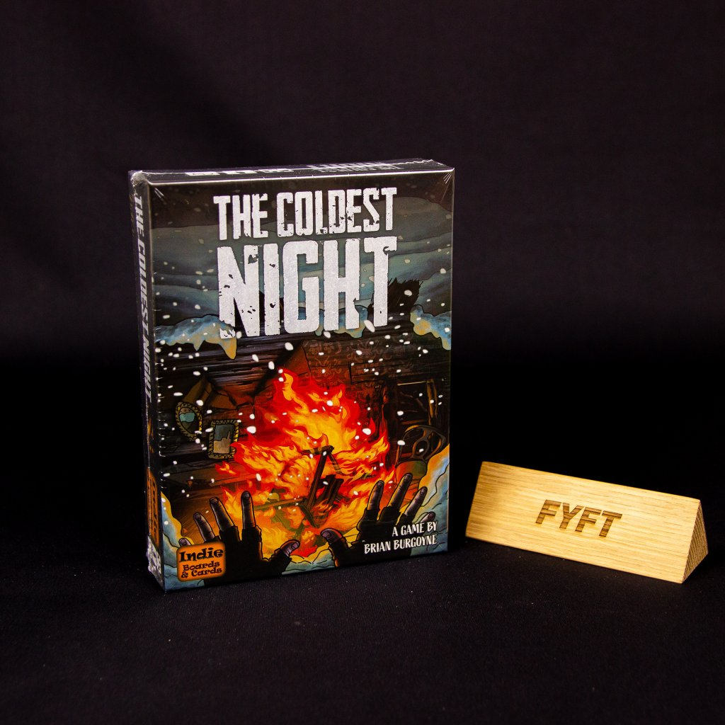 The Coldest Night - EN (Indie Boards and Cards)