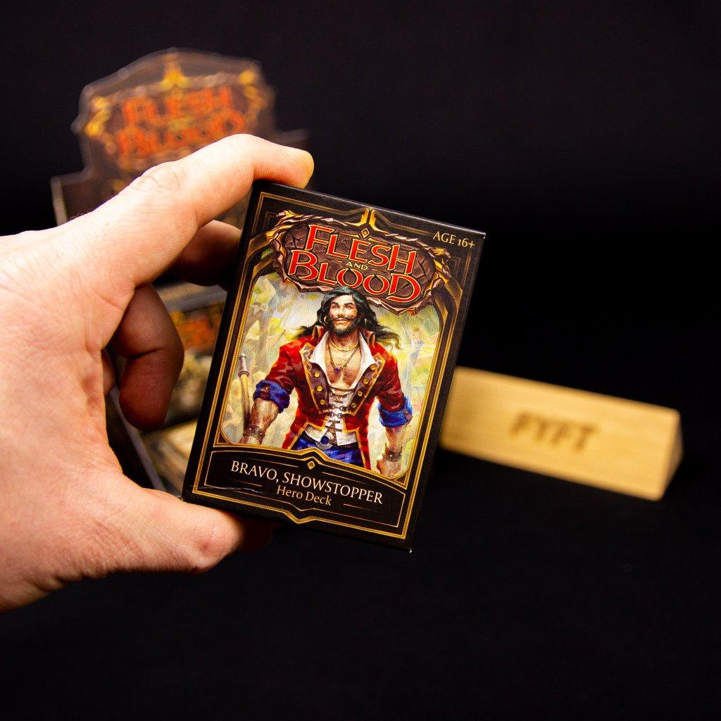 Flesh & Blood TCG: Welcome to Rathe - Hero Deck Bravo