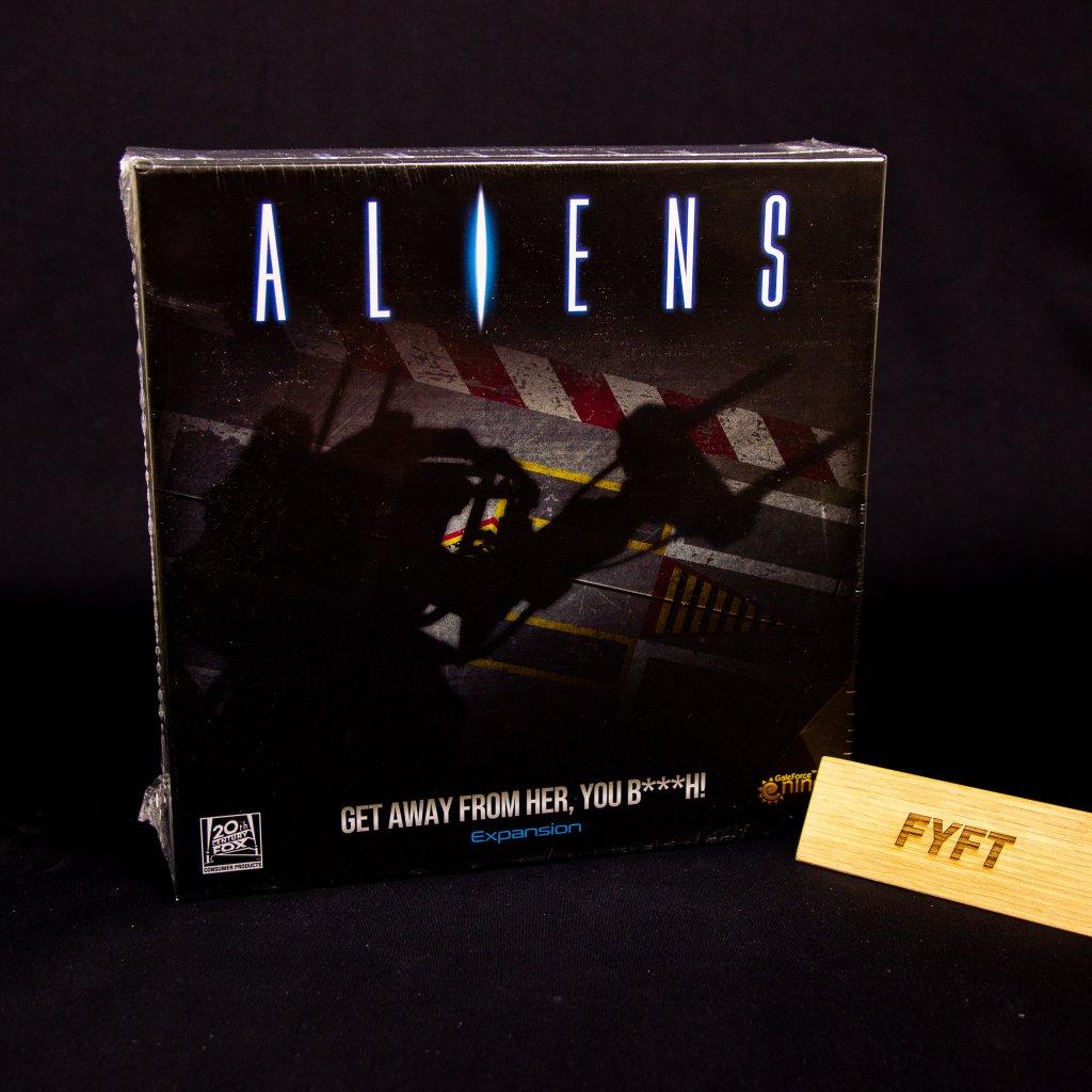 Aliens: Get Away From Her, You B***h! - EN (Gale Force Nine)