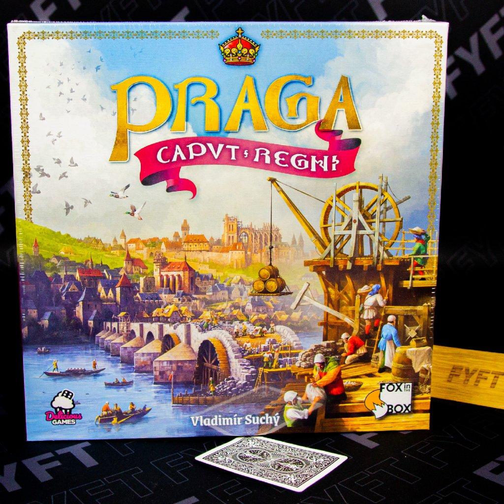 Praga Caput Regni - CZ (Fox in the Box)