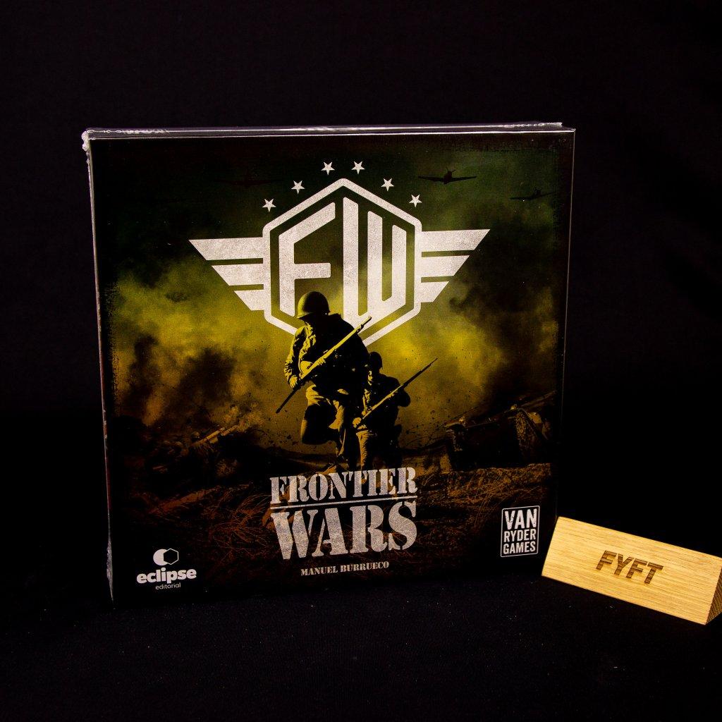 Frontier Wars - EN (Van Ryder Games)
