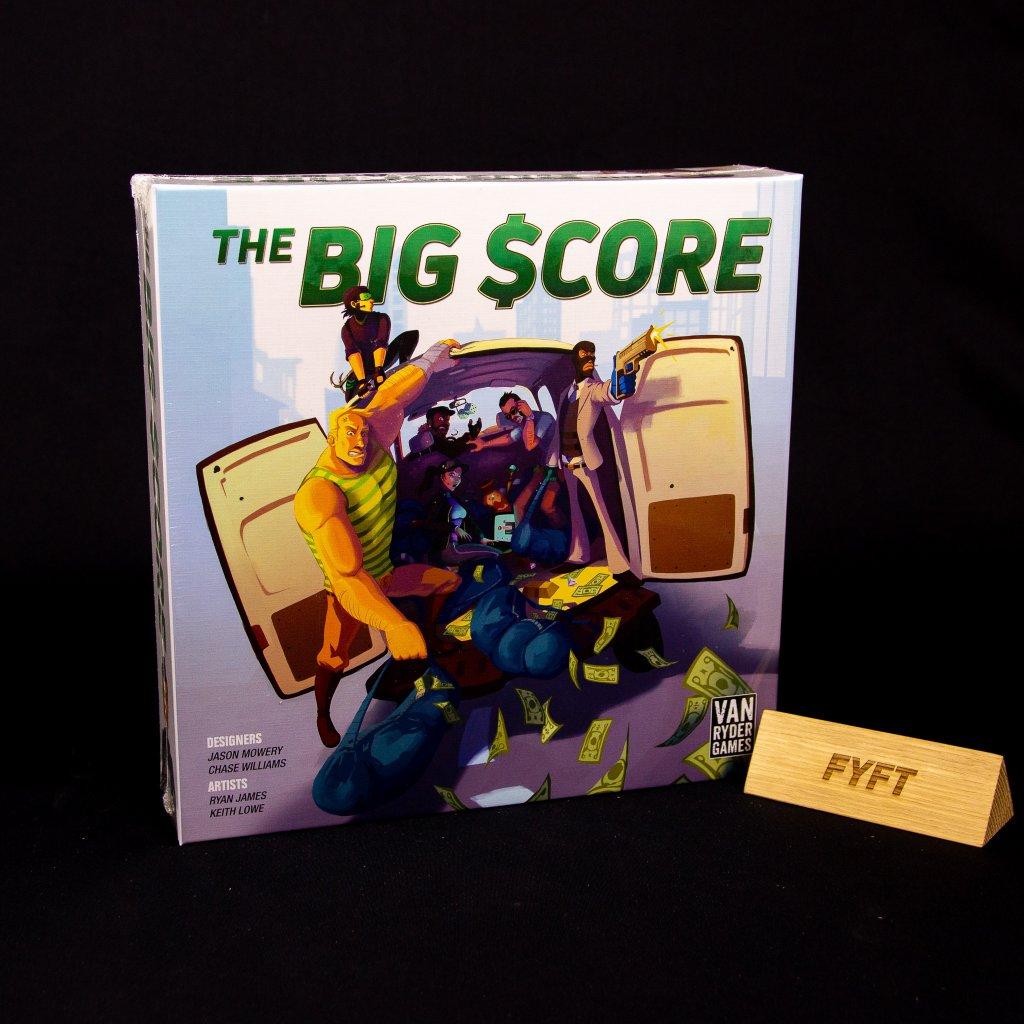 The Big Score - EN (Van Ryder Games)