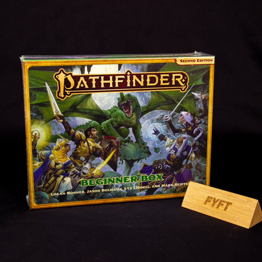 Pathfinder Beginner Box (Second edition) - EN (Paizo Publishing)
