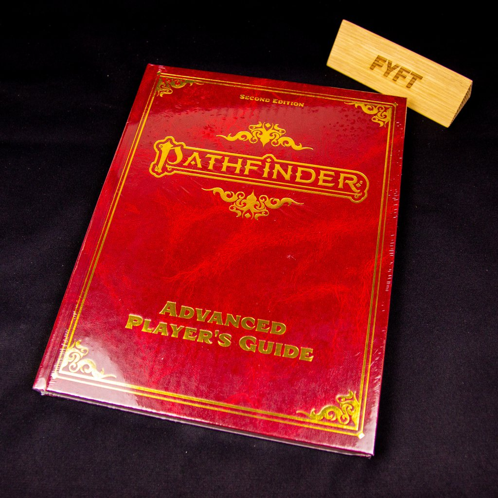 Pathfinder (Second edition) Advanced Player's Guide Special Edition - EN (Paizo Publishing)