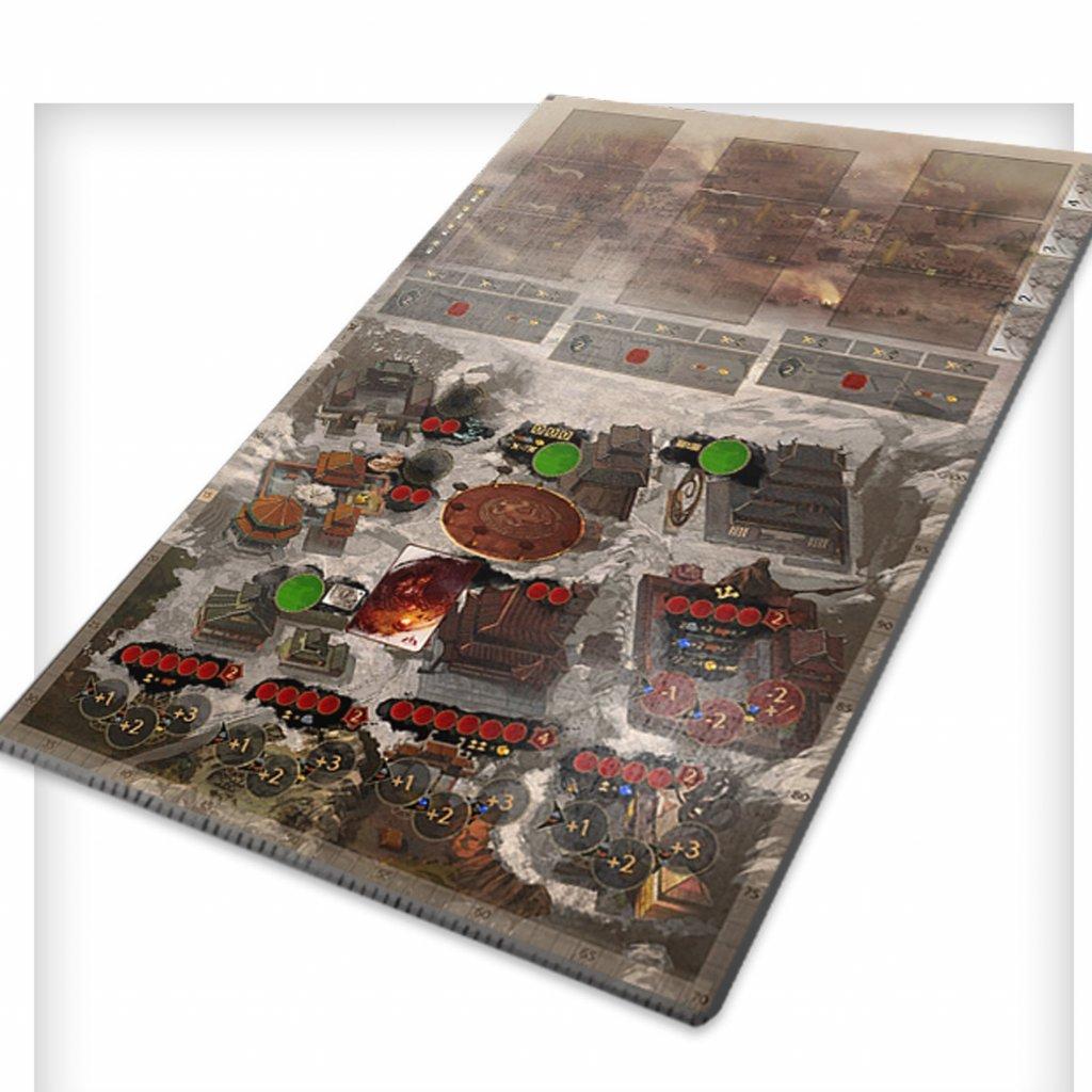 The Great Wall - Playmat (Awaken Realms)