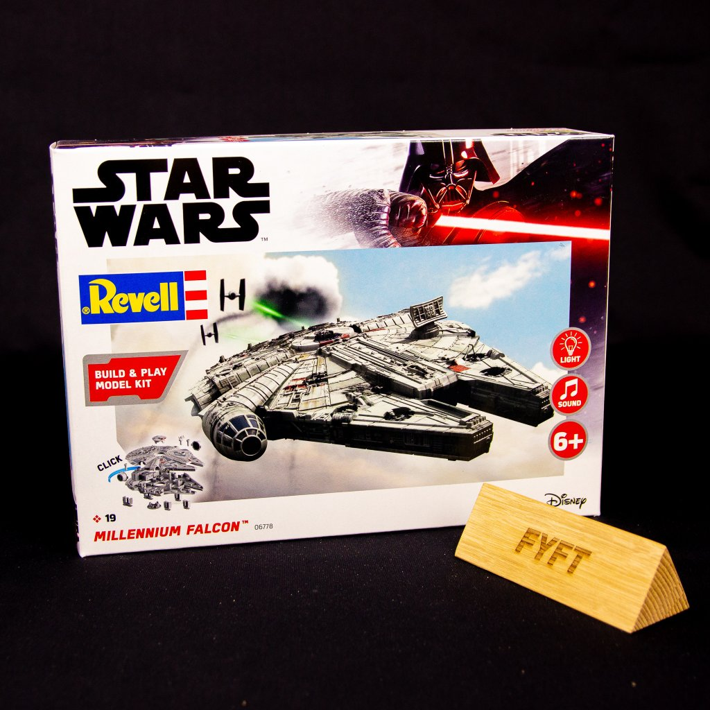 Star Wars: Millennium Falcon - Model Kit 1:164 (Revell)