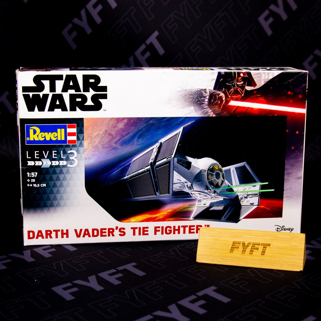 Star Wars: Darth Vader's TIE Figher - Model Set 1:57 (Revell)