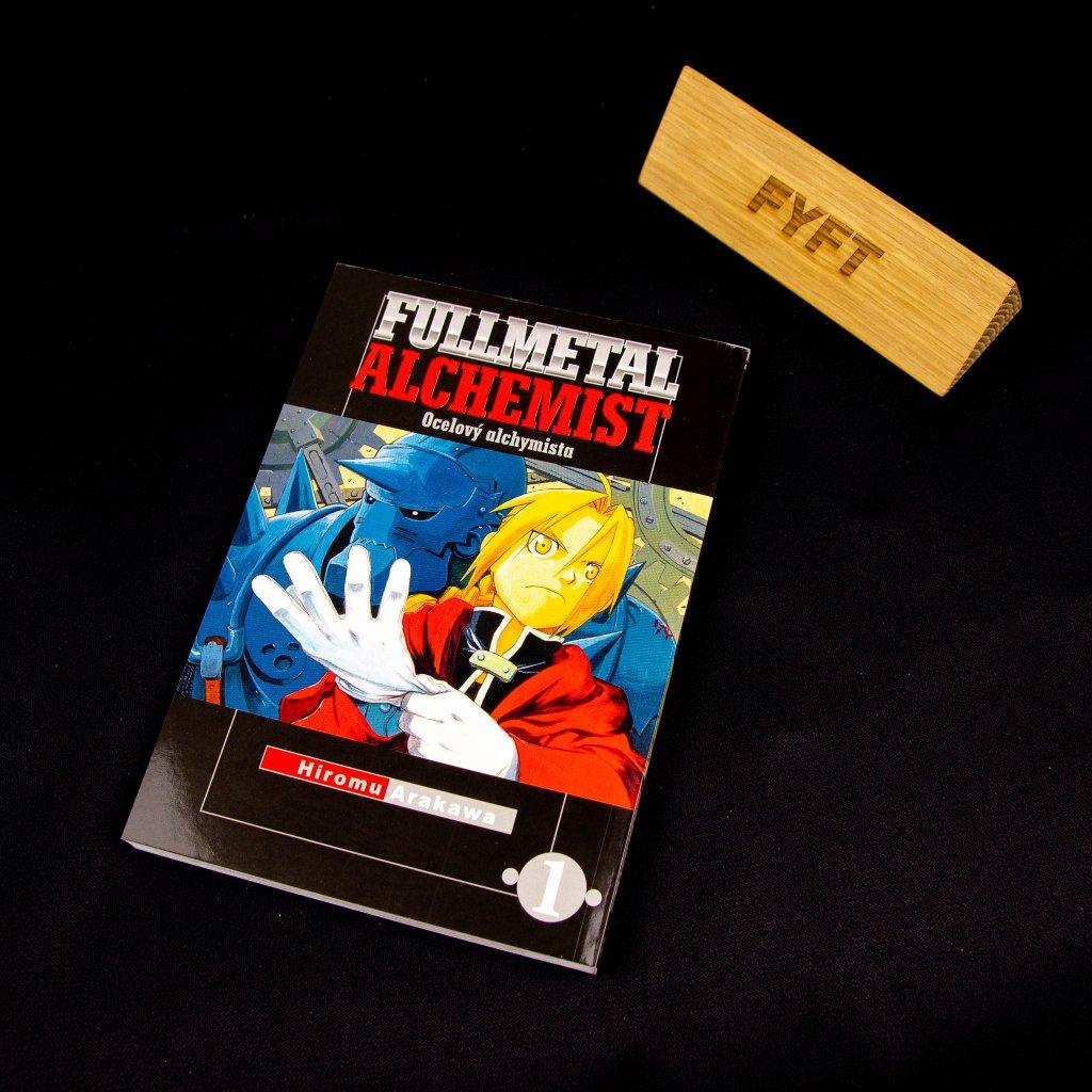 Fullmetal Alchemist - Ocelový alchymista 1 (Crew)