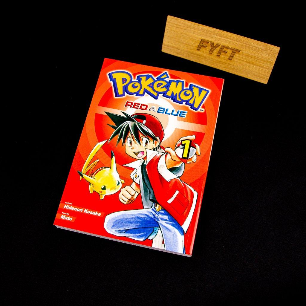 Pokémon: Red a Blue 1 (Crew)