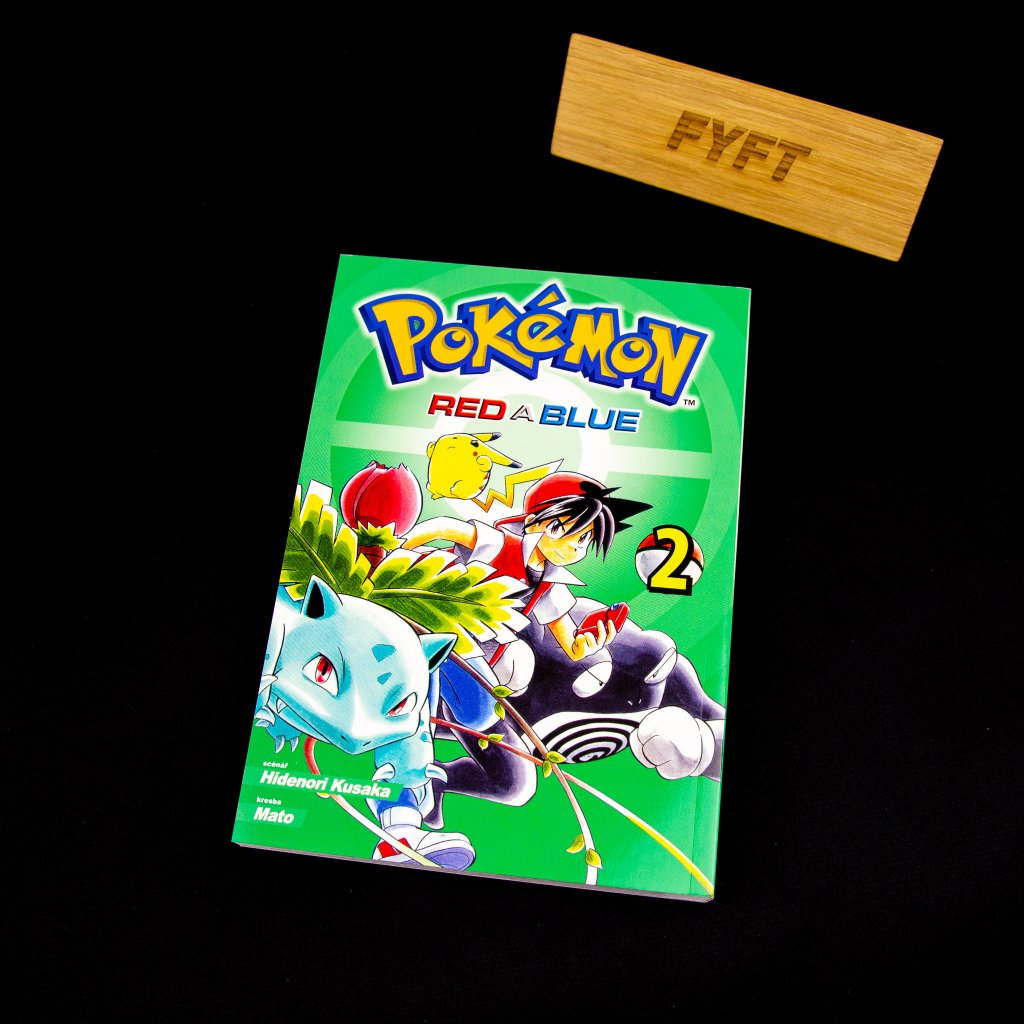 Pokémon: Red a Blue 2 (Crew)