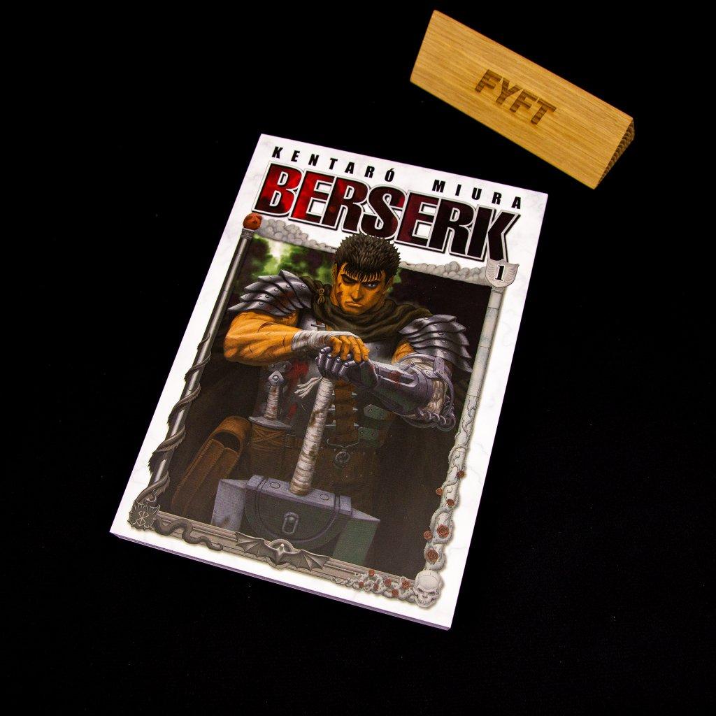 Berserk 1 - CZ (Crew)