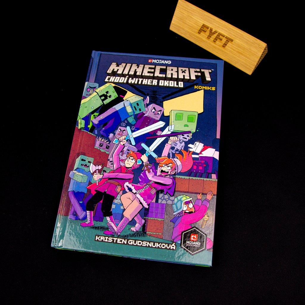 Minecraft komiks: Chodí wither okolo (Crew)