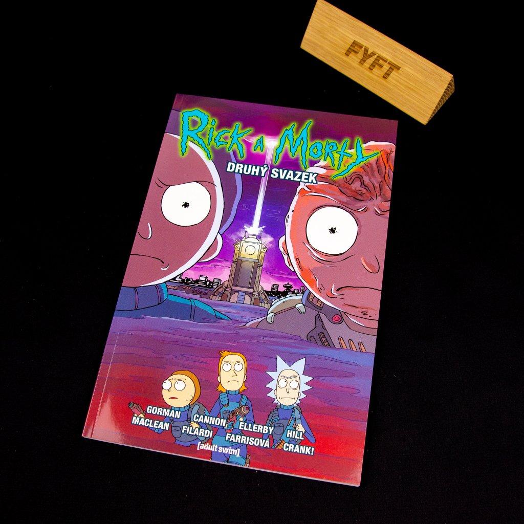 Rick a Morty 2 - CZ (Crew)