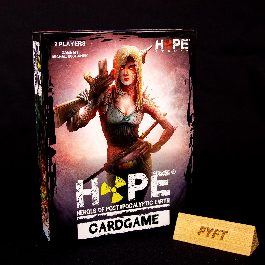 HOPE: Cardgame - EN (HOPE studio)