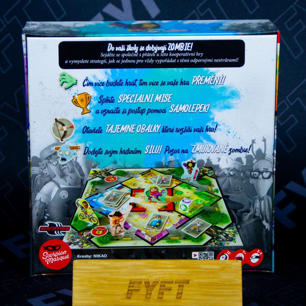 Zombie Kidz: Evoluce (Blackfire)