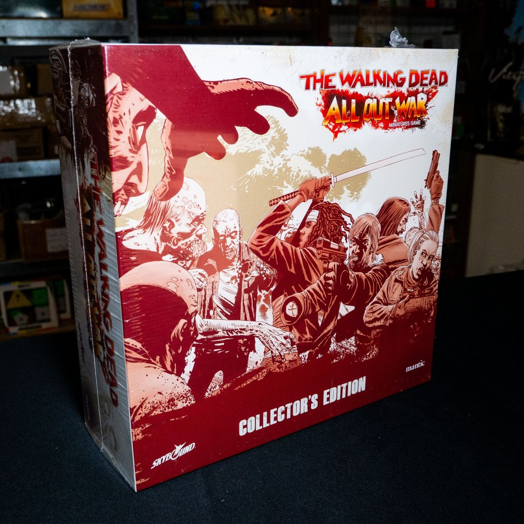 The Walking Dead: All Out War - Collector's Edition - EN (Mantic)
