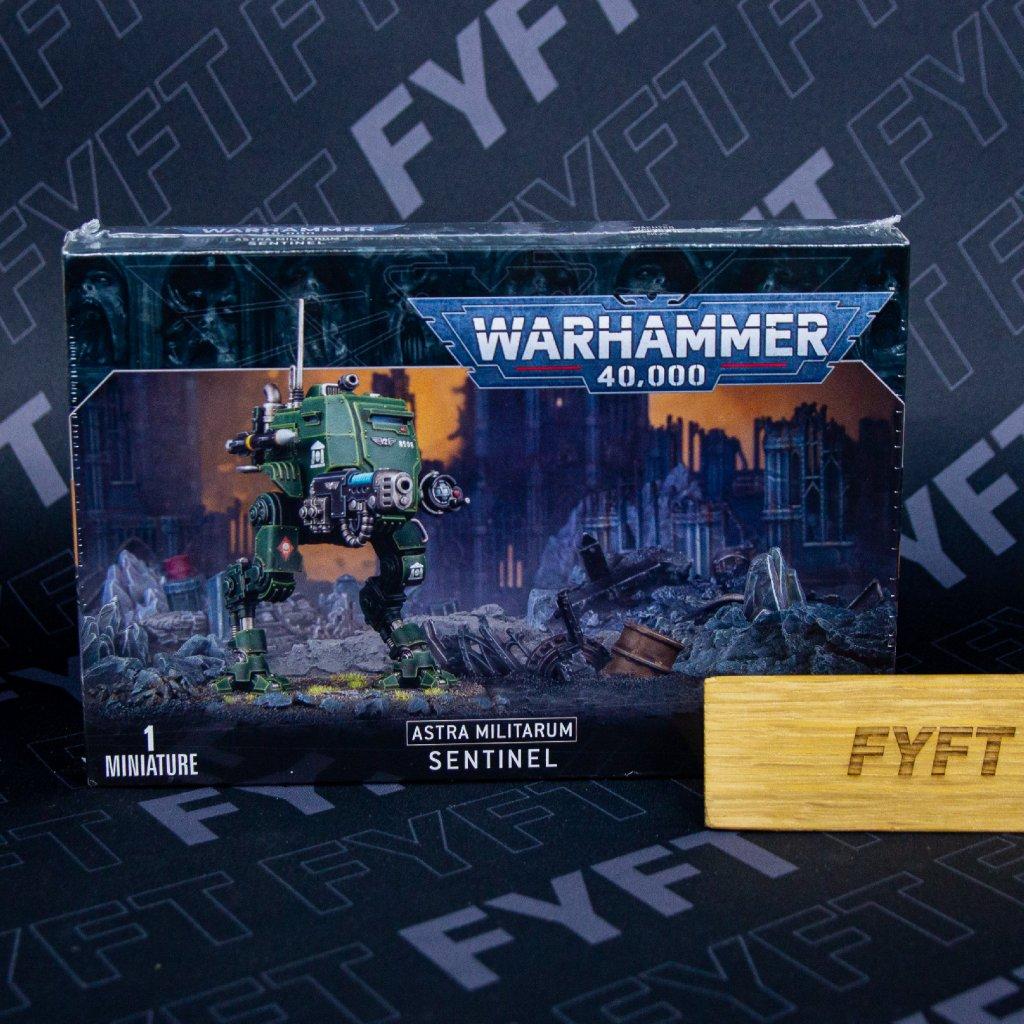 Warhammer 40000 Astra Militarum Sentinel