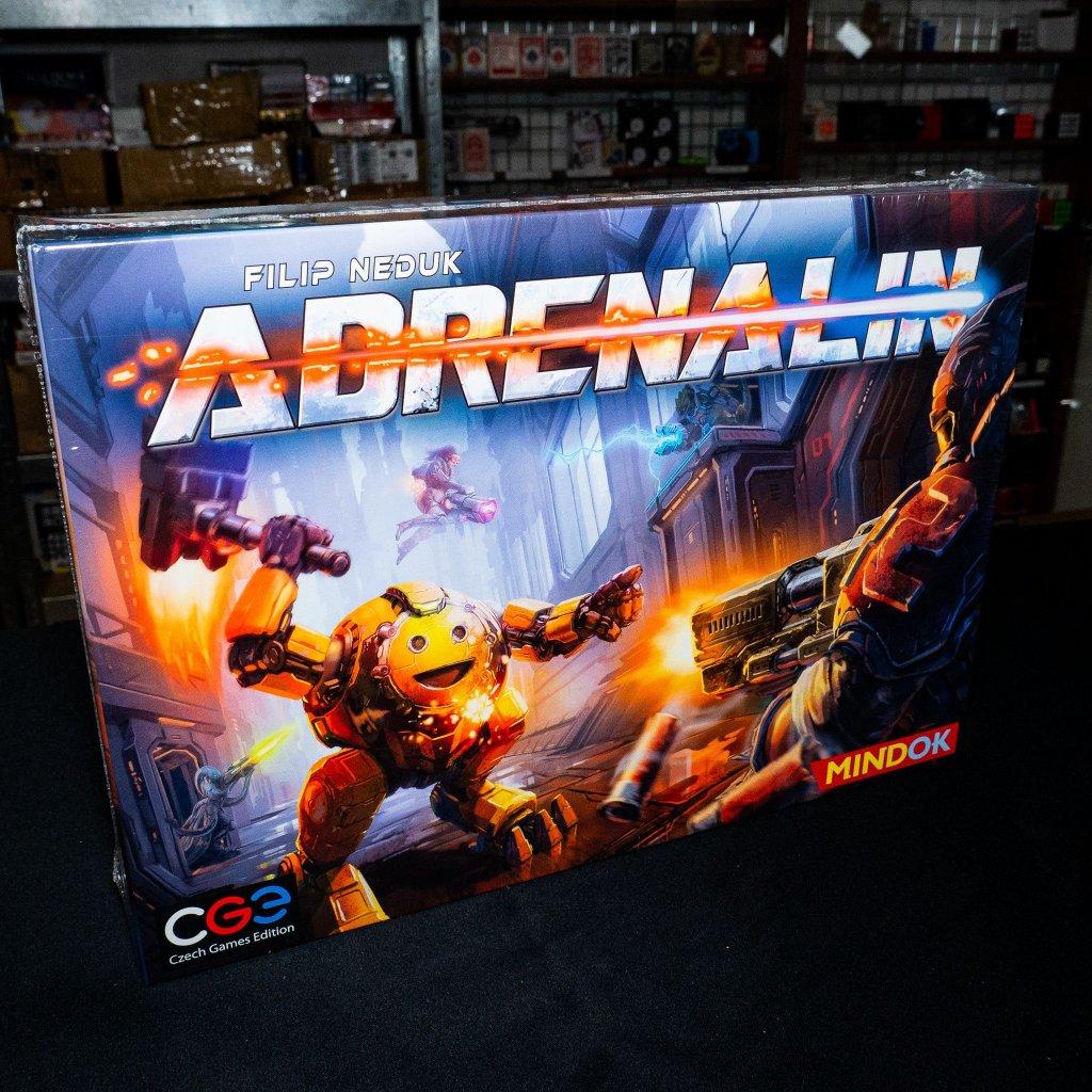 Adrenalin - CZ (Mindok)