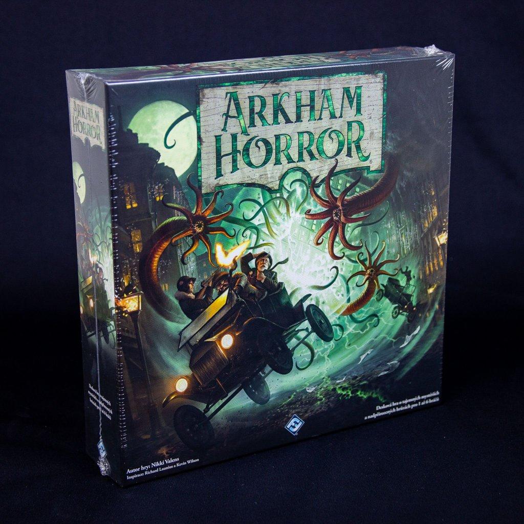 Arkham horror: 3. edice - CZ (Blackfire)