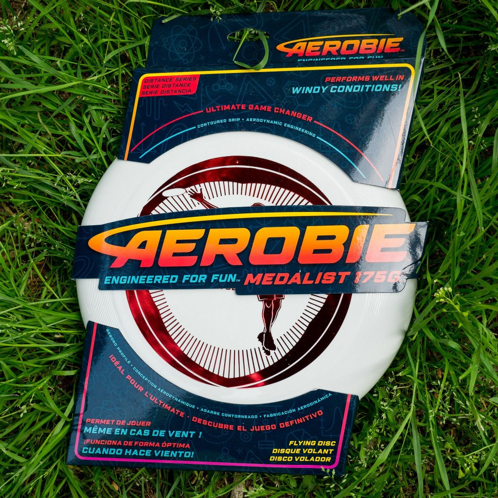 Medalist - 175g frisbee (Aerobie)