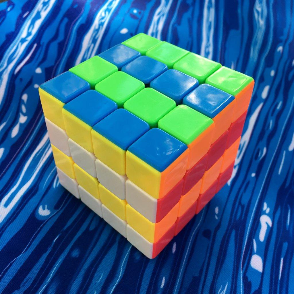 Cangfeng 4x4x4 (KungFu Cubes)