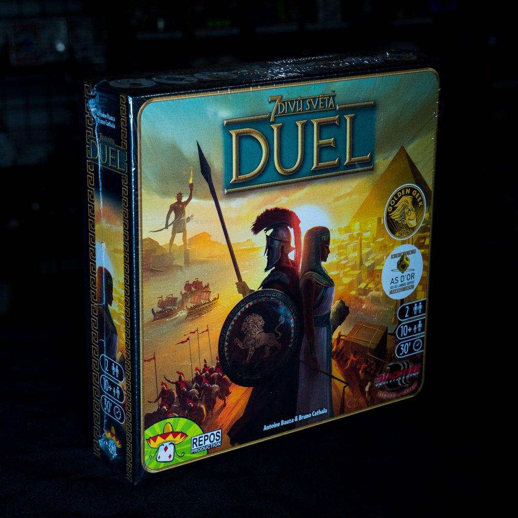 7 divů světa: Duel (Asmodee)