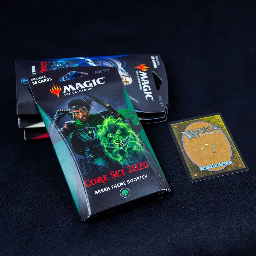 Core set 2020 Theme booster MTG (Magic: The Gathering, M20)
