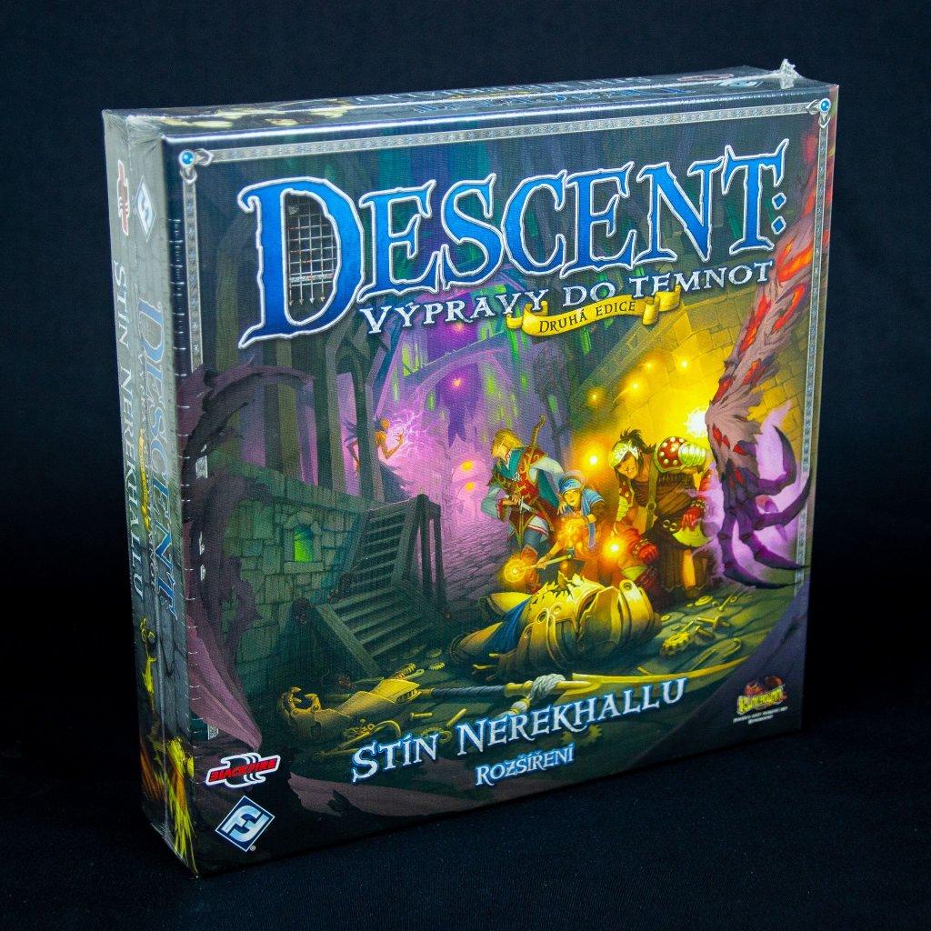 Descent: Výpravy do temnot - Stín Nerekhallu (Blackfire)