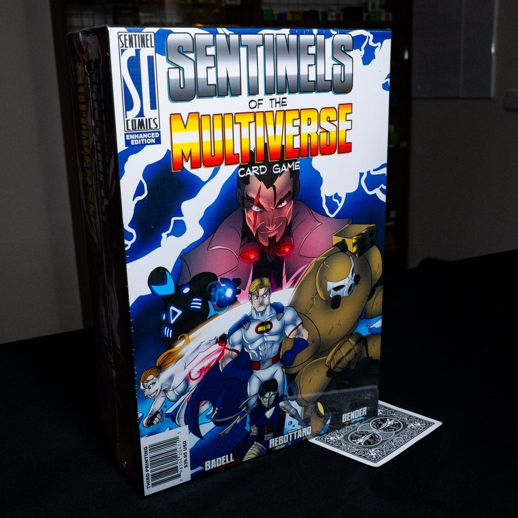 Sentinels of the Multiverse: Enhanced Edition - EN (GTG)