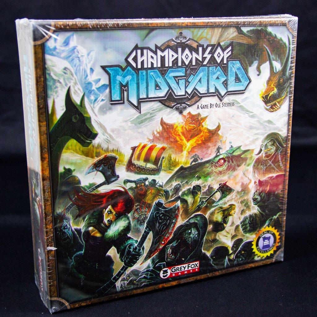 Champions of Midgard - EN (Grey Fox Games)