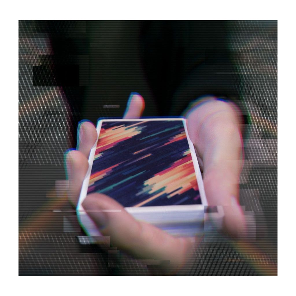 Touch: Pulse  - cardistry karty