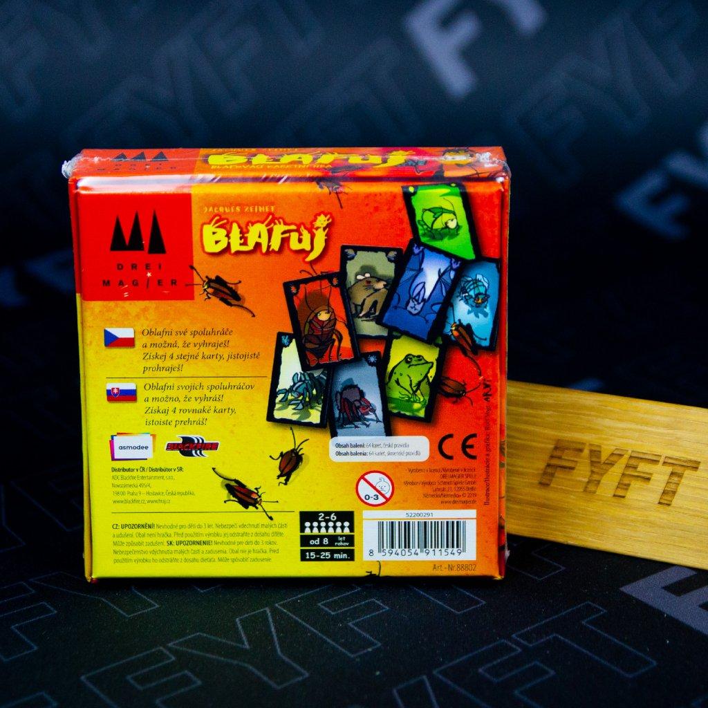 Blafuj (Blackfire)