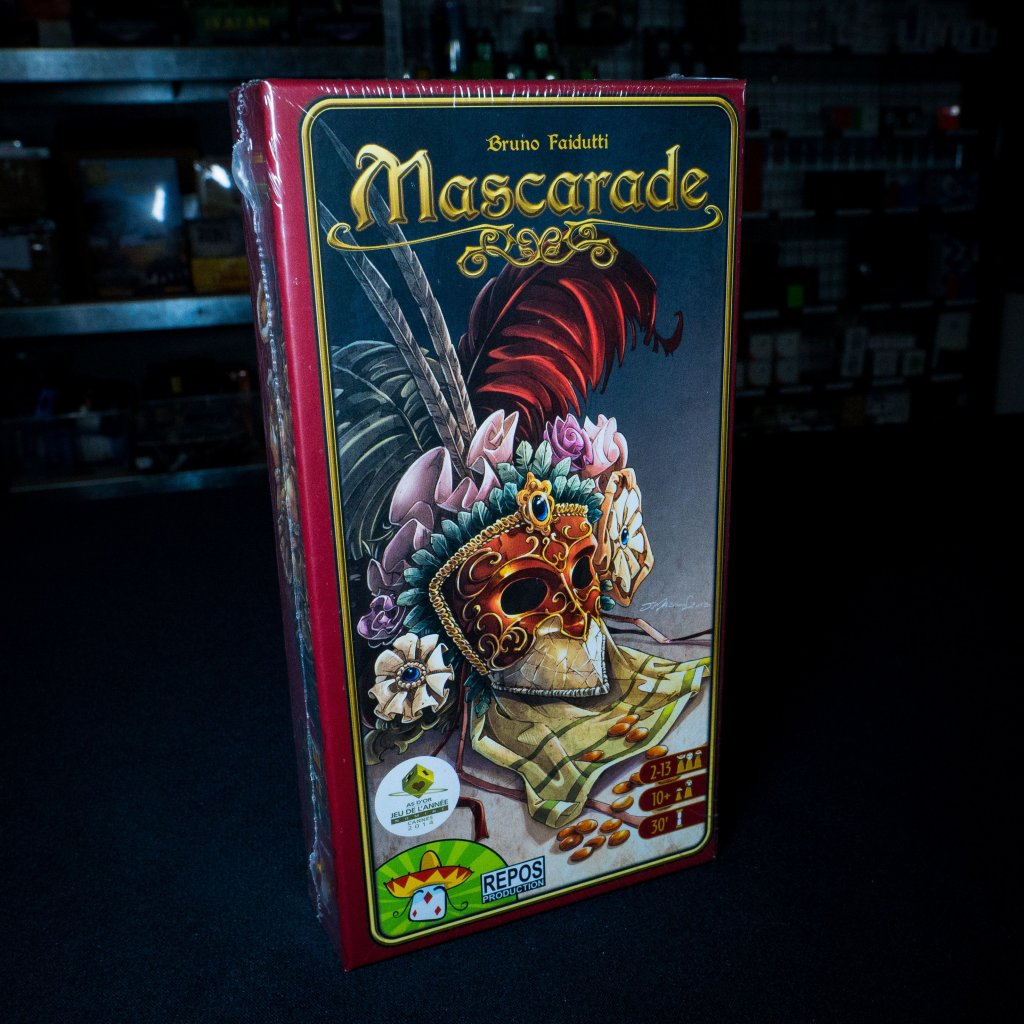 Mascarade - CZ (Blackfire)
