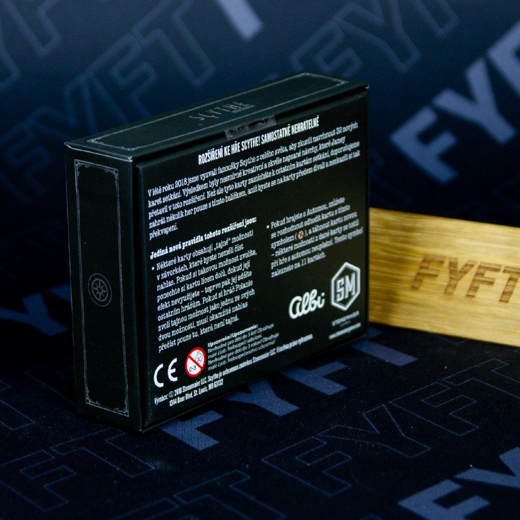 Scythe: Nová setkání  (Albi)