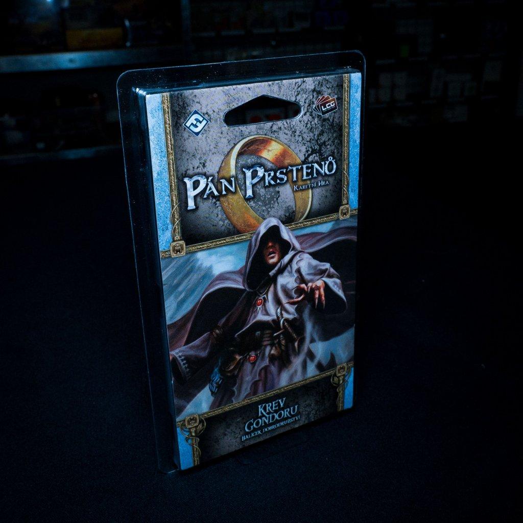 Pán Prstenů: Krev Gondoru - karty (Blackfire)