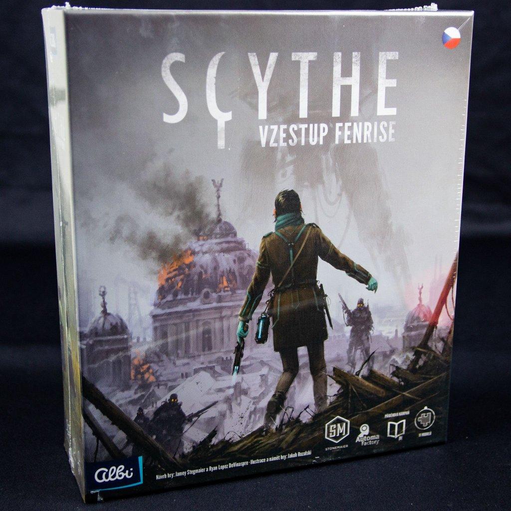 Scythe: Vzestup Fenrise (Albi)