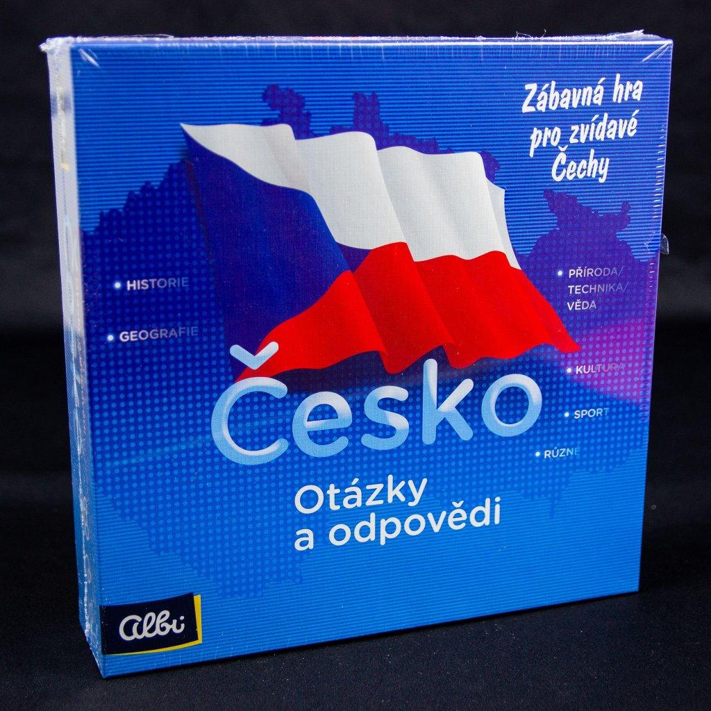 Česko: Otázky a odpovědi (Albi)