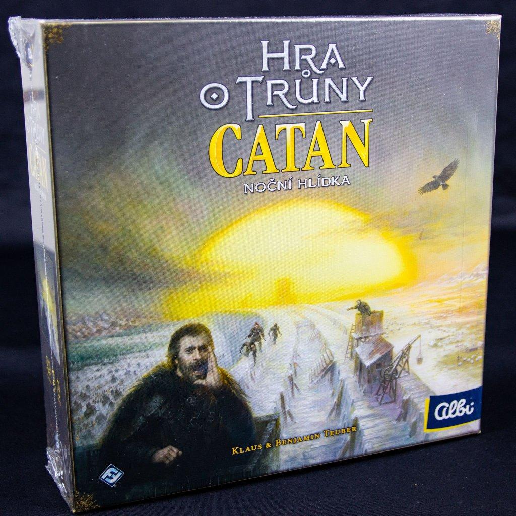 Catan - Hra o trůny: Noční hlídka (Albi)