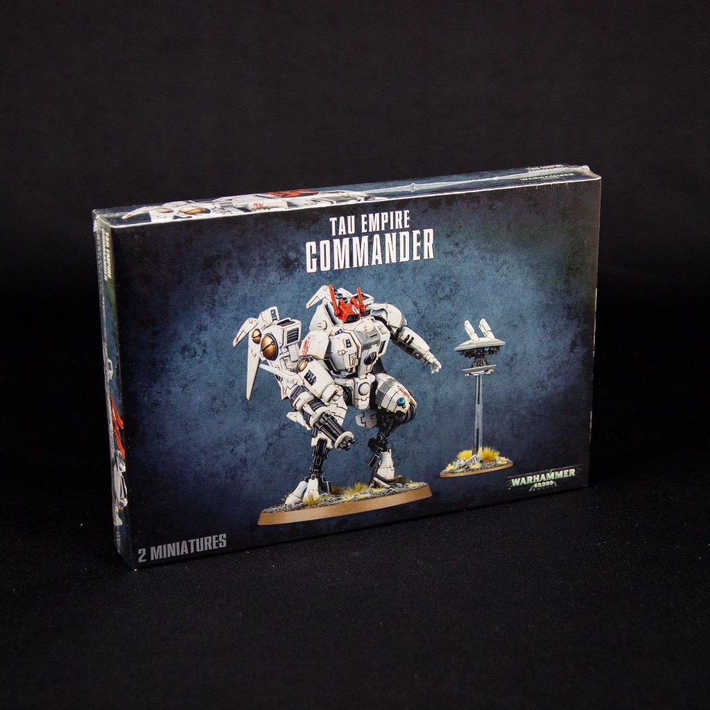 Warhammer 40000: Tau Empire Commander