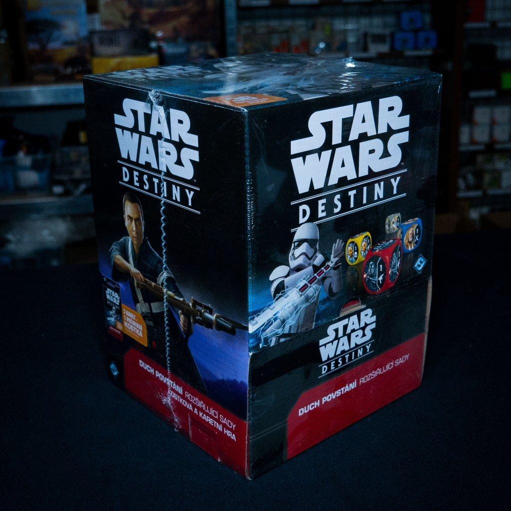 Star Wars: Destiny - Duch povstání Booster Pack - CZ (Blackfire)