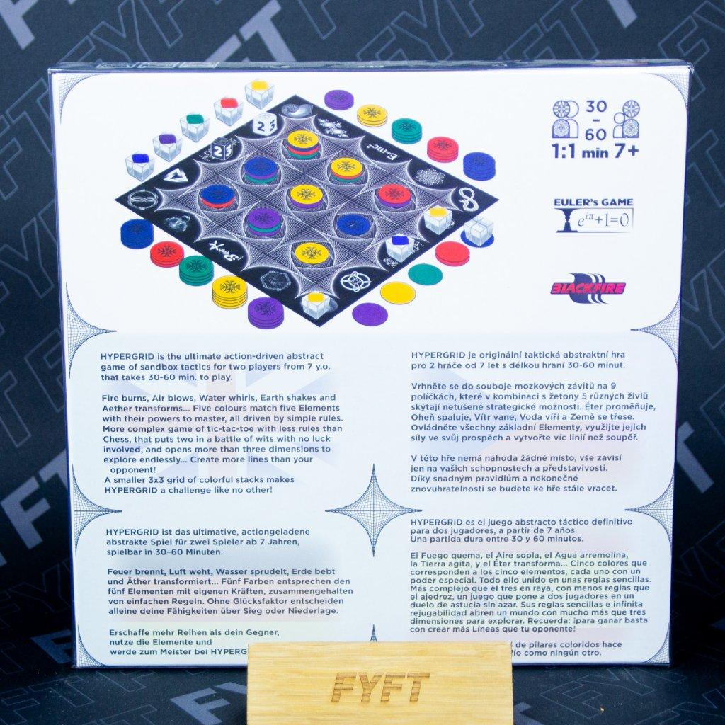 Hypergrid - CZ/EN/DE (Euler's Game)
