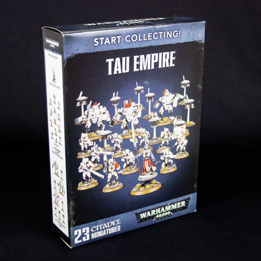 Warhammer 40000: Start Collecting! Tau Empire
