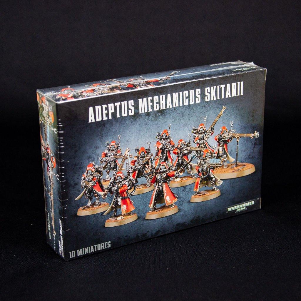 Warhammer 40000: Adeptus Mechanicus Skitarii